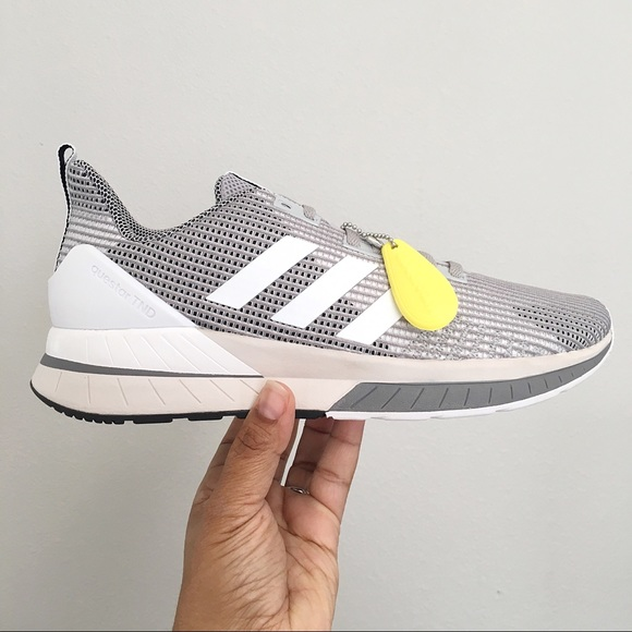 Adidas Men's Questar TND Grey Running Shoe